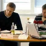 Lær hvordan du leder projekter i mål, eller organiserer hele afdelinger (foto viauc.dk)